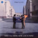 PINK FLOYD - Wish You Were Here, Live In Paris 1977 LP