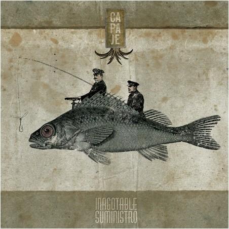 CAPAJE - Inagotable Suministro LP