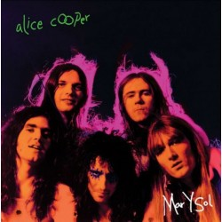 ALICE COOPER - Mar Y Sol - Live 1972 LP