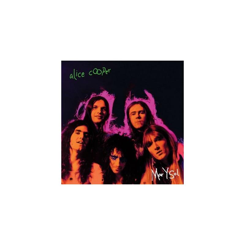 ALICE COOPER - Mar Y Sol - Live 1972 LP