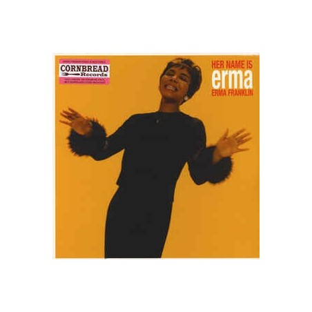 ERMA FRANKLIN - Her Name Is Erma LP