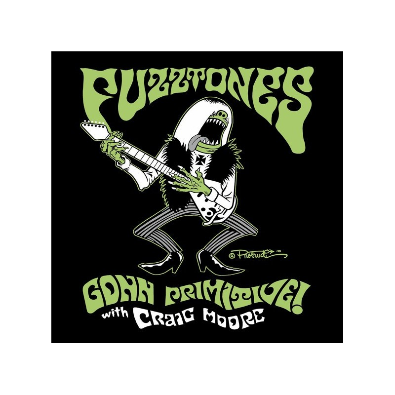 FUZZTONES - Gonn Primitive! With Craig Moore LP
