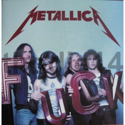 METALLICA - Fuck LP