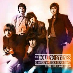 ROLLING STONES - So Much Younger Than Today LP