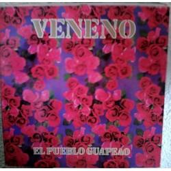 VENENO - El Pueblo Guapeao LP