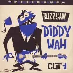 VARIOS - Buzzsaw Joint Cut 1 - Diddy Wah  LP