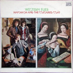 HAPSHASH AND THE COLOURED COAT - Western Flier  LP