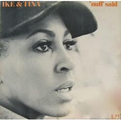 IKE & TINA TURNER - 'Nuff Said LP