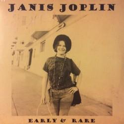JANIS JOPLIN - Early & Rare LP