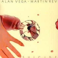 SUICIDE - Alan Vega · Martin Rev LP