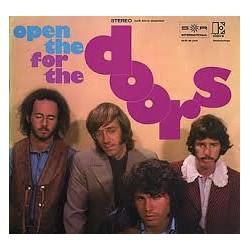 THE DOORS - Open The Doors For The Doors LP
