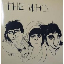 THE WHO –  The Who LP