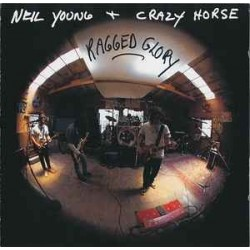 NEIL YOUNG & CRAZY HORSE - Ragged Glory LP
