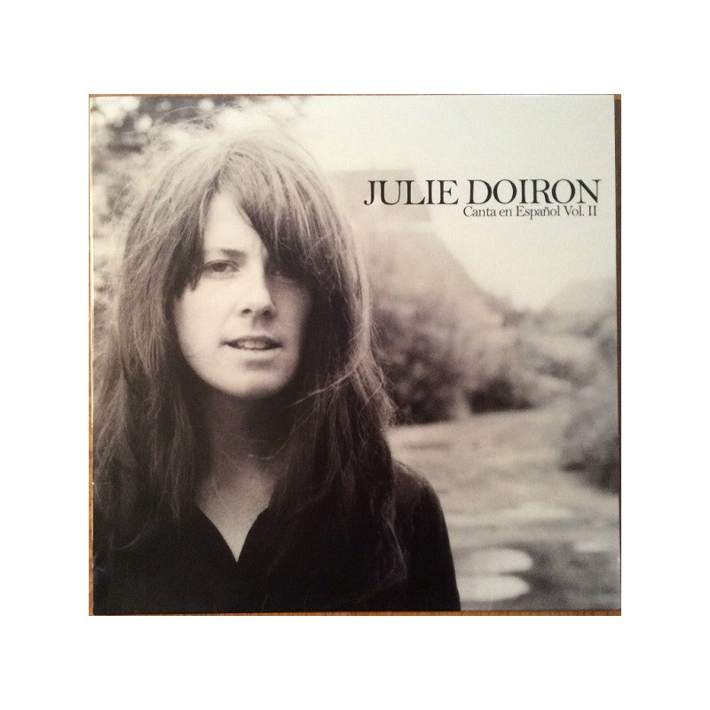 "JULIE DOIRON - Canta En Español Vol. II  10"""