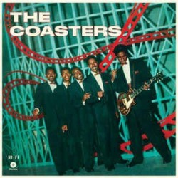 THE COASTERS - The Coasters LP