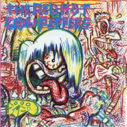 RED HOT CHILI PEPPERS - Red Hot Chili Peppers LP
