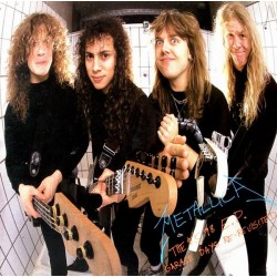 METALLICA ‎– The $5.98 E.P. - Garage Days Re-Revisited LP