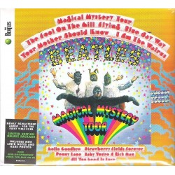 THE BEATLES - Magical Mystery Tour CD