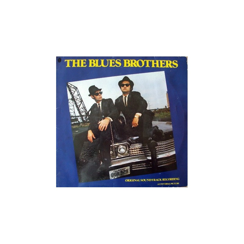 THE BLUES BROTHERS - Original Soundtrack CD
