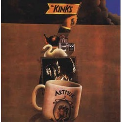KINKS - Arthur Or The Decline And Fall Of The British Empire CD