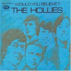 HOLLIES -would you CD
