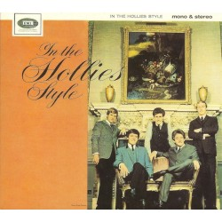 HOLLIES - In The Hollies Style CD
