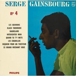 SERGE GAINSBOURG - Nº 4 CD