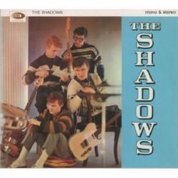 THE SHADOWS - The Shadows CD