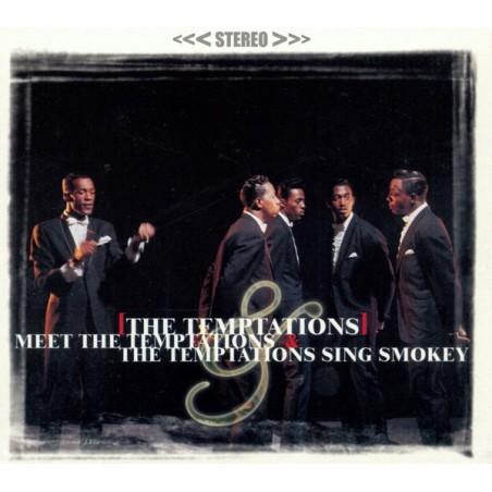 TEMPTATIONS - Meet / Sing Smokey CD