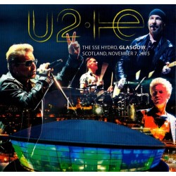 U2 - The SSE Hydro, Glasgow, Scotland, November 7, 2015 CD