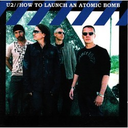 U2 - How To Launch An Atomic Bomb CD