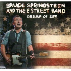 BRUCE SPRINGSTEEN & THE E ST. BAND - Dream Of Life CD