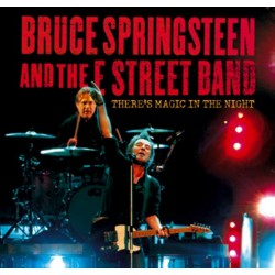 BRUCE SPRINGSTEEN & THE E ST. BAND - There's Magic In The Night  CD