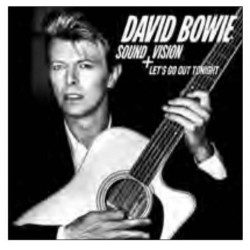 DAVID BOWIE - Sound+Vision, Let's Go Out Tonight CD