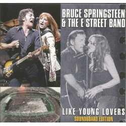 BRUCE SPRINGSTEEN & THE E ST. BAND - Like Young Lovers   CD