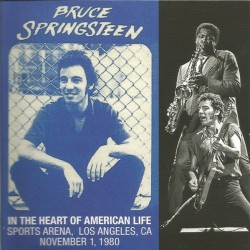 BRUCE SPRINGSTEEN - In The Heart Of American Life  CD