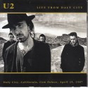 U2 - Live From Daly City CD