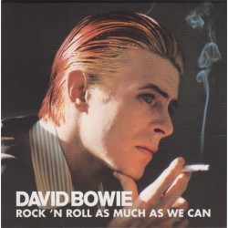 DAVID BOWIE - Rock 'N Roll As Much As We Can CD
