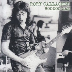 RORY GALLAGHER - Hoodoo Man CD