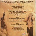 LED ZEPPELIN - Performed Live In Seattle CD