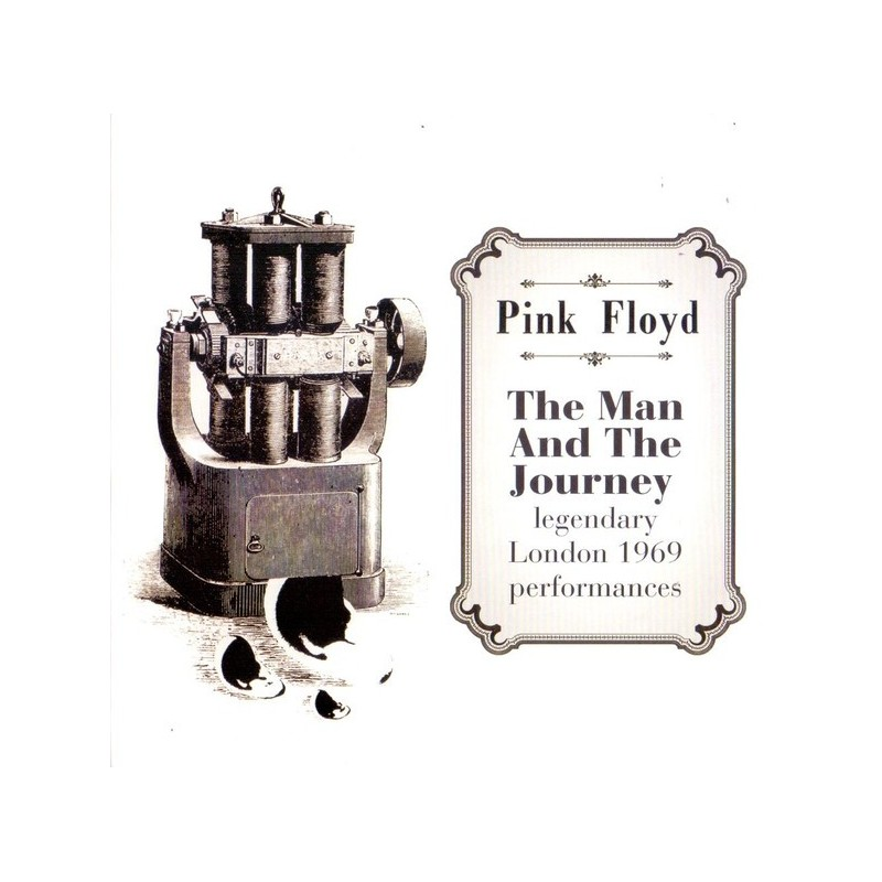 PINK FLOYD - The Man And The Journey - Legendary London 1969 Performances CD