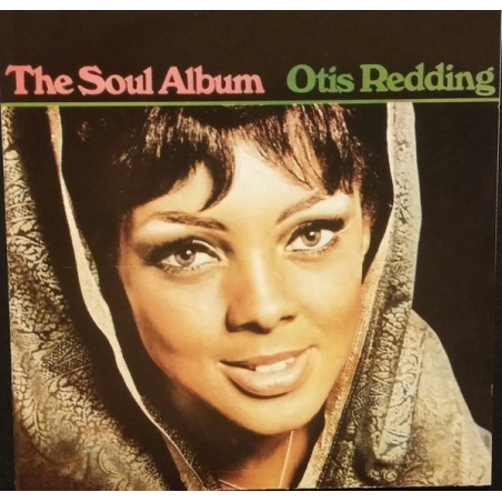 OTIS REDDING - Soul Album CD