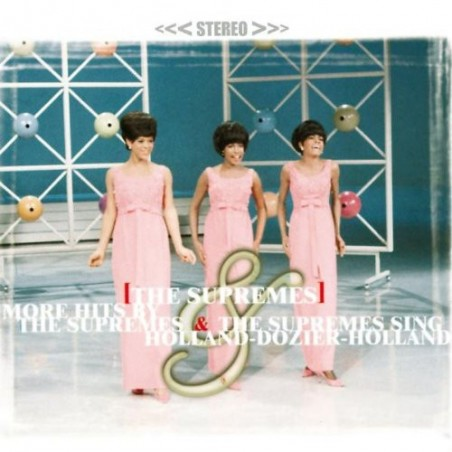 THE SUPREMES - More Hits By The Supremes / The Supremes Sing Holland-Dozier-Holland CD
