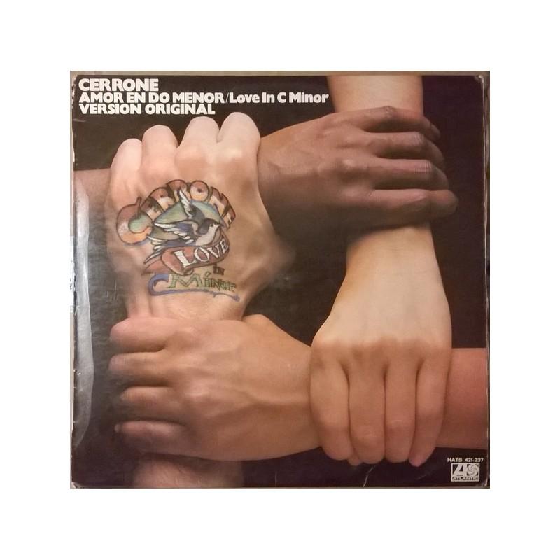 CERRONE - Love In C Minor LP