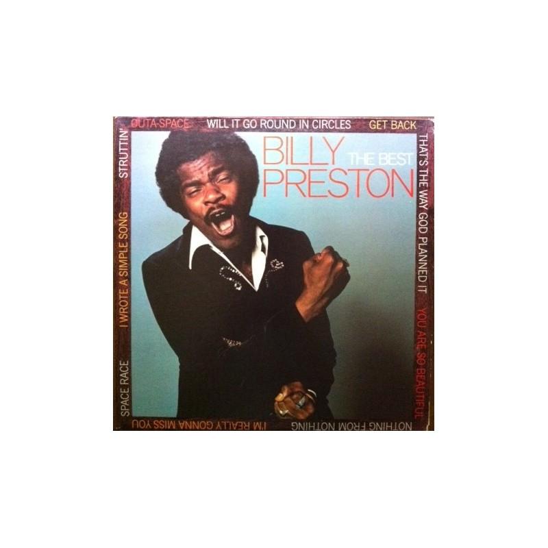 BILLY PRESTON - Best Of LP