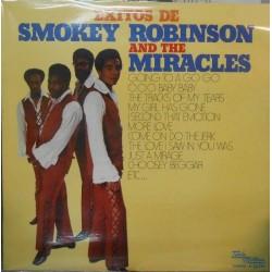 SMOKEY ROBINSON & THE MIRACLES - Exitos De LP