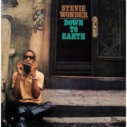 STEVIE WONDER - Down To Earth LP
