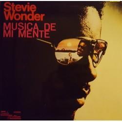 STEVIE WONDER - Musica De Mi Mente LP