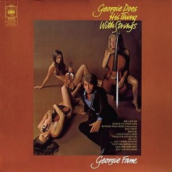 GEORGIE FAME- Does His Thing With Strings CD