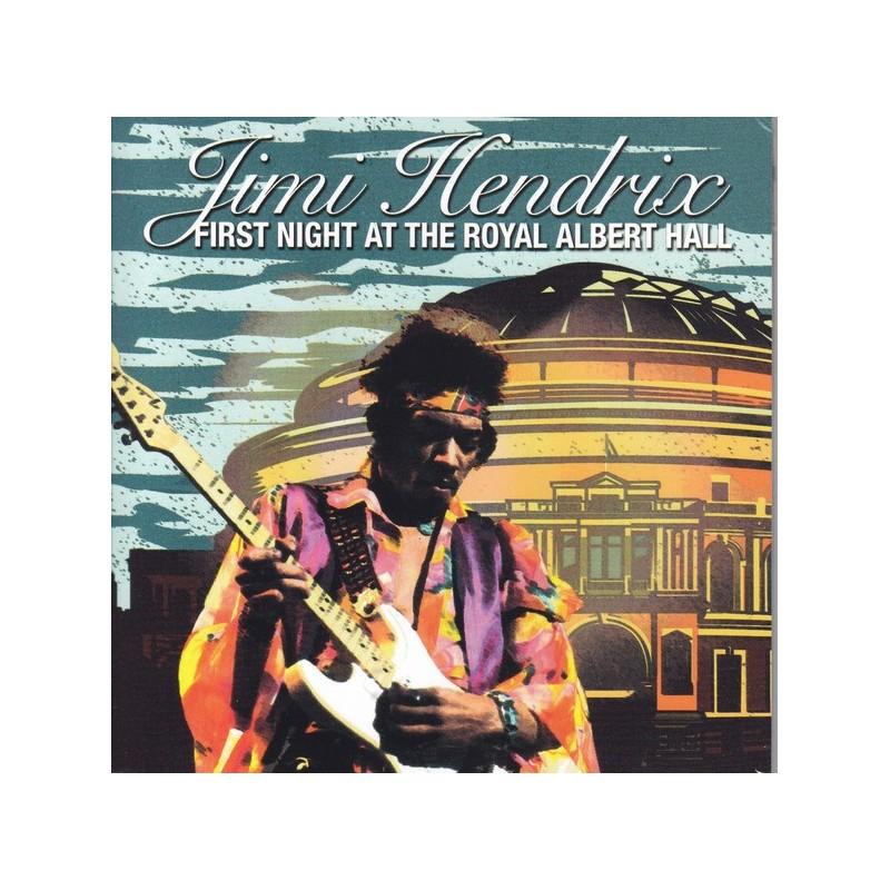 JIMI HENDRIX - First Night At The Royal Albert Hall CD